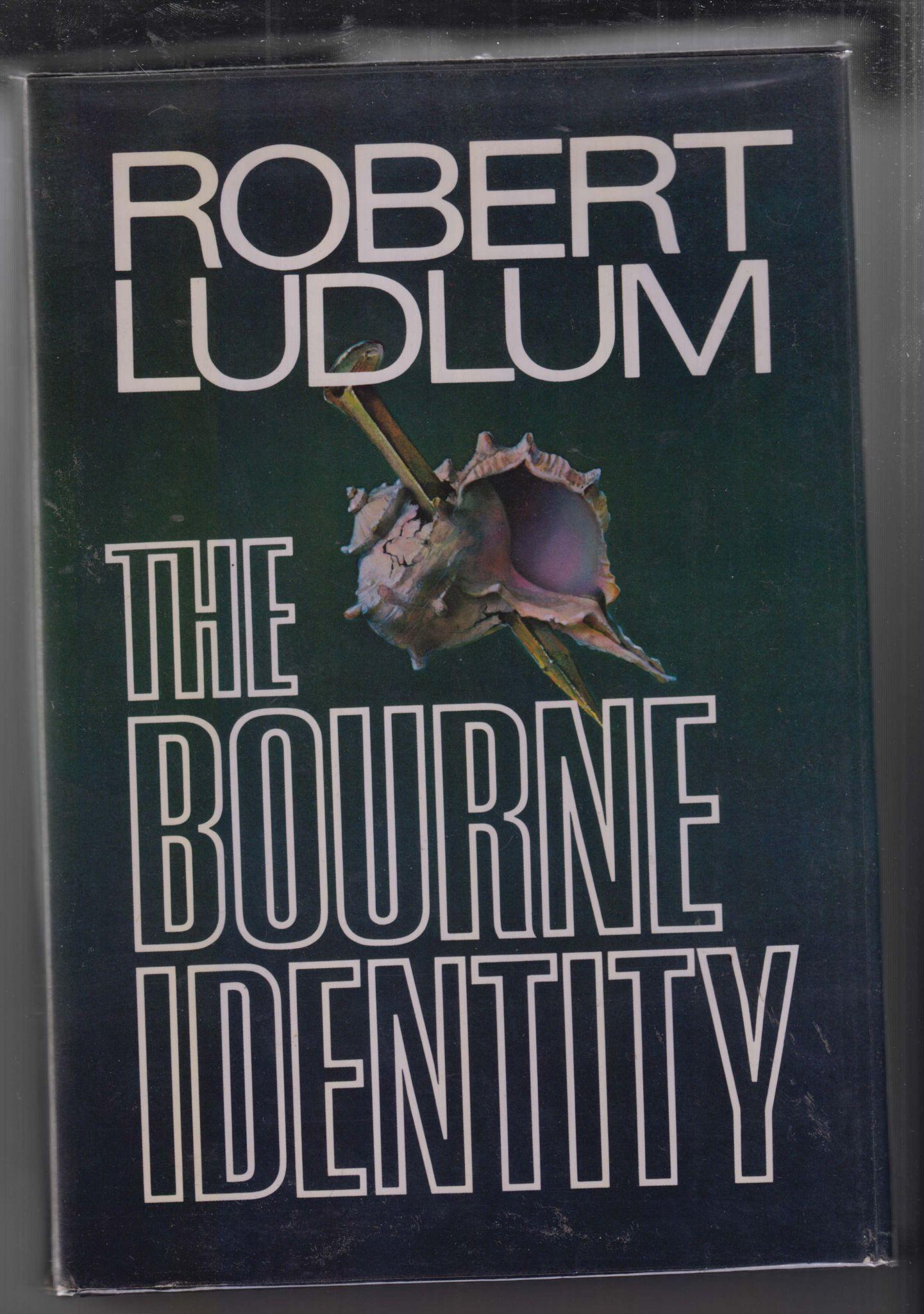 The Bourne Identity, Ludlum, Robert